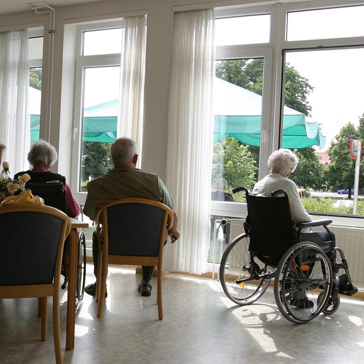 特別養護老人ホームを紹介します